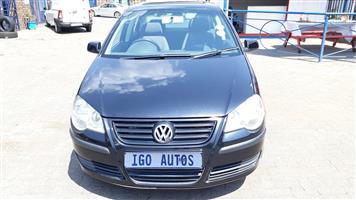 2005 VW Polo sedan 1.6TDI Comfortline