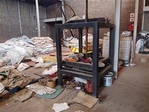 Bailing Press Machine