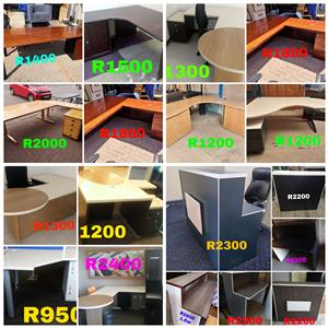 2ND HAND OFFICE FURNITURE & upholstery