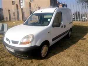 2004 Renault Kangoo Express 1.4