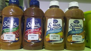 Montego Sauces for Dogs now available at PETS4LIFE BRACKENFELL