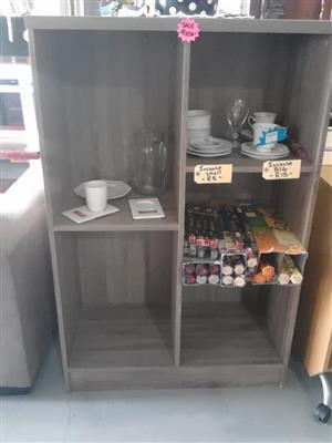 Grey ornamental shelf for sale