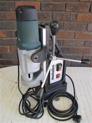 Metabo M100 Magnetic Core Drill & Mag 32/3 Drill