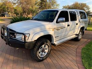 2002 Toyota Hilux 2.7 4x4 SRX