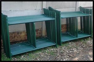 Scaffolding 24pc H frames for only R7680