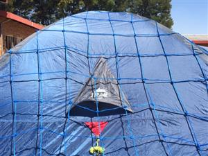 Storm nets for Caravans and Tents