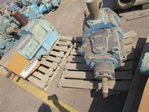 Generators, Gear Boxes and other Machinery in Scorpion Zinc Online Auction