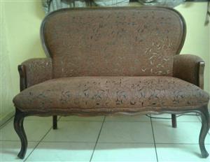 Replica Louis XIV Lovebird seat