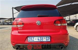 2010 VW Golf hatch