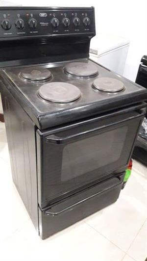 Defy 4 plate stoves.