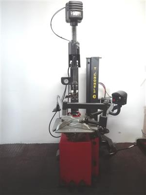 M&B Fully Auto Tyre Changer