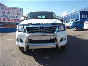 2013 Toyota Hilux 2.5D 4D double cab Raider
