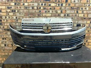 Volkswagen Amarok Facelift bumper & Grill