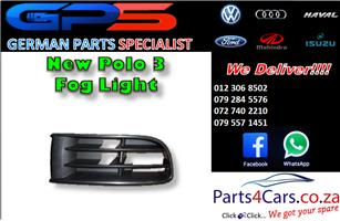 New VW Polo 3 Fog Light Cover for Sale