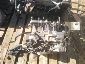 Volvo gearbox for sale AW55-50SN