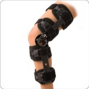 BLEDSOE REVOLUTION G3 POST OP HINGED KNEE BRACE  for sale!!