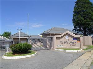 One bedroom townhouse for Rent R5 600 pm no deposit