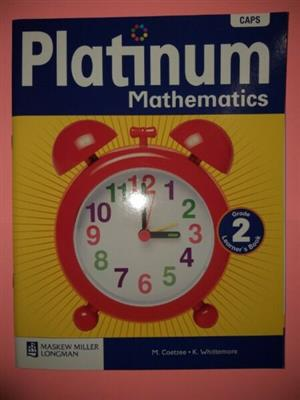 Mathematics - Learner's Book - Grade 2 - CAPS - Platinum.