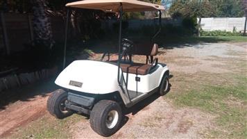 EZGO petrol golf cart