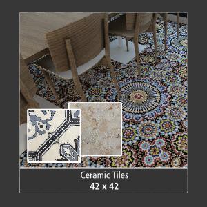 Tile : Ceramic