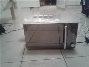 platinum microwave