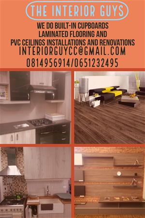 Home Maintenance And Installations