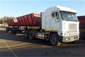 34 TONNES SIDE TIPPER TRUCKS  FOR IMMEDIATE WORK AVAILABLE