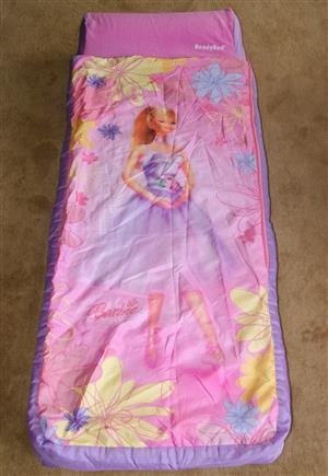 Barbie Junior Inflatable Bed