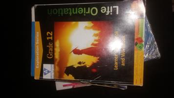Grade 11 and 12 textbooks for free