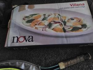 Kitchen oval platter for sale