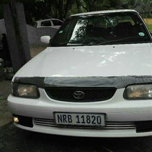 2002 Toyota Tazz Choose for me