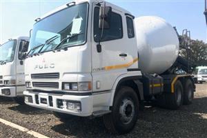 Mitsubishi FUSO Concrete Mixer available