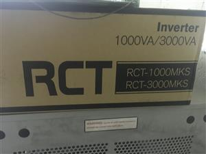 Rct 3000Va/2400W Inverter Charger