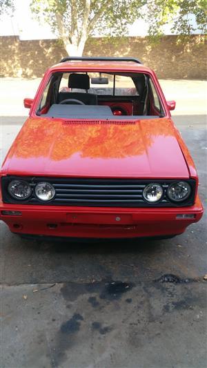 1990 VW Pickup