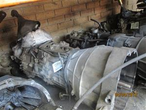 YD25 NISSAN NAVARA 4x4 GEARBOXES FOR SALE