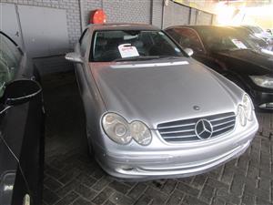 2007 Mercedes Benz CLK 320 cabriolet Avantgarde