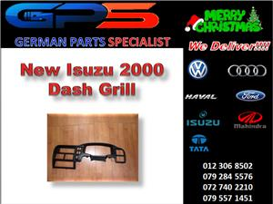 New Isuzu Dash Grill for Sale