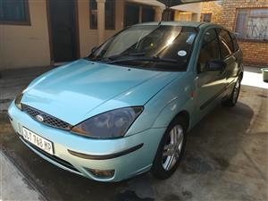 2003 Ford Focus hatch 5-door FOCUS 2.5 ST 5Dr