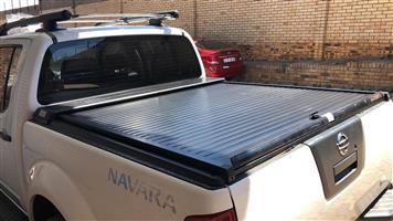 USED NISSAN NAVARA SECURI-LID (ROLLER DOOR) FOR SALE!!!!!!!!!!!