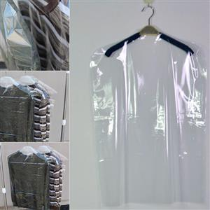 100 Garment Bags / Dress Bags For Sale