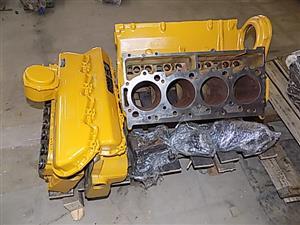 Caterpillar 3208 Engine Heads and Block