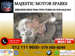 Mercedes benz W204 twin turbo for sale