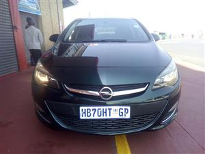 2014 Opel Astra hatch ASTRA 1.6T SPORT PLUS (5DR)