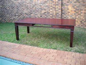 8 Seater Patio Table