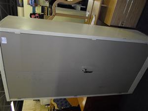 Two Door Steel Filing Cabinet