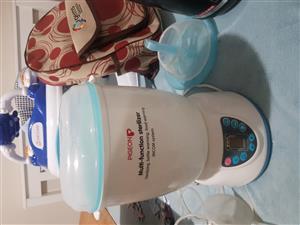 Multi function bottle sterilizer