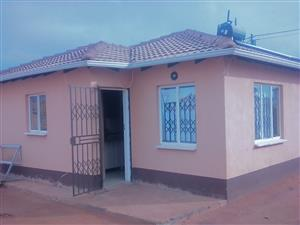 Three bedroom house to rent in Protea glen ext 8, R4800 with wall and gate