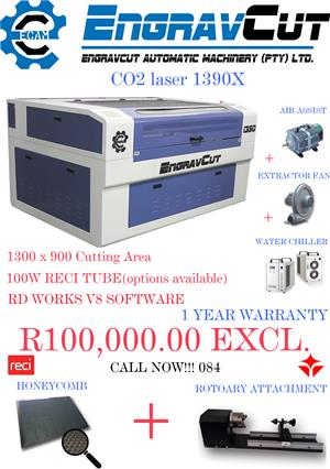 1390X EngravCut Automatic Machinery.