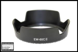 EW-60C II Lens Hood for Canon
