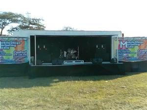 MOBILE STAGE & SOUND HIRE
